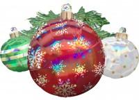 Ballon de décoration arbre holographique 88 x 60cm