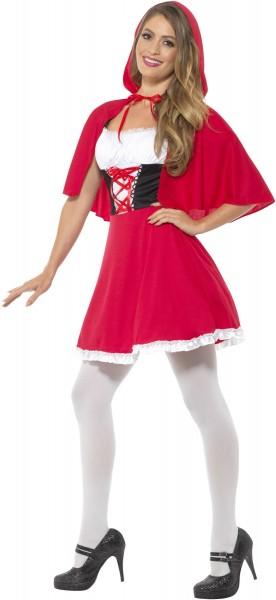 Süßes Rotkäppchen Minikleid