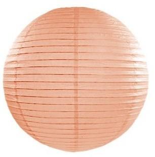 Lantern Lilly peach 20cm