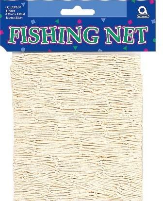 Fischernetz Deko 1,8 x 2,4m