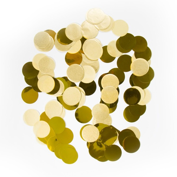 Konfetti Gold L 1