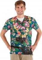 Hawaiihemd Perfect Tourist
