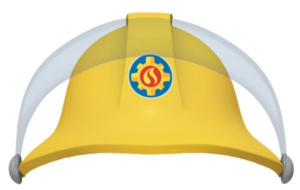 8 Feuerwehrmann Sam SOS Hüte