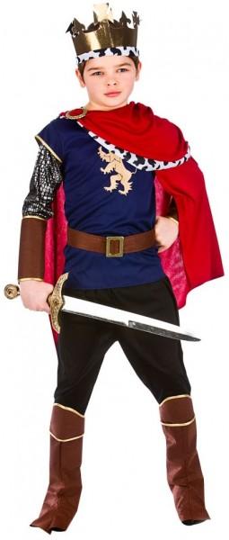 König Arthus Ritterkostüm Für Kinder