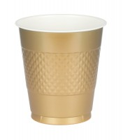 50 Gold Delight Partybecher