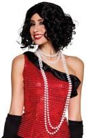 20er Jahre Damen Perlenkette