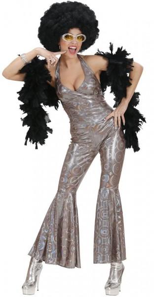 Seksowny kostium do tańca z lat 70