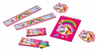 Einhorn Rainbow Sparkle Party Mix 20-Teilig
