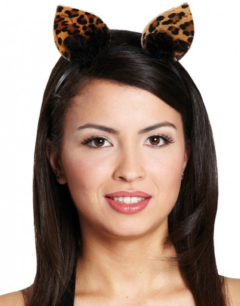 Tigra Haarreif Mit Tigerohren