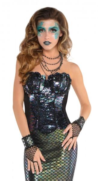 Mermaid Corset Nele S / M