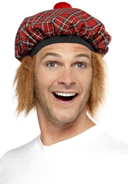 Trevis Scots Hoed Met Haar