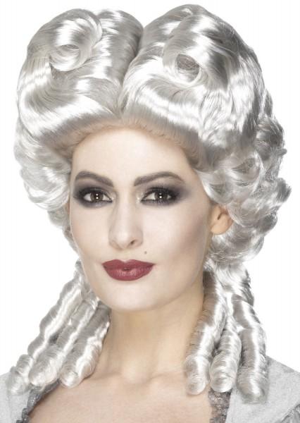 Antonella Perücke Weiß