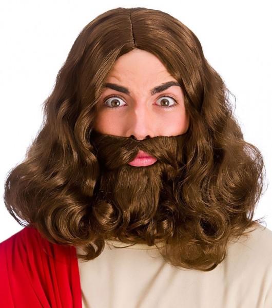 Propheten Perücke Mit Bart