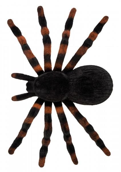 4 Spinnen Halloween Deko