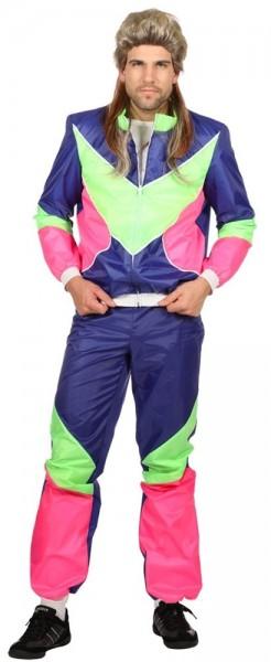 Fancy 80s jogging suit