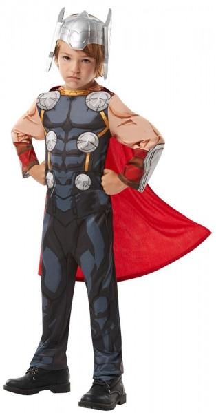 Costume da Avengers Assemble Thor Classic per bambino