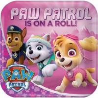8 Paw Patrol Partyteller 23cm