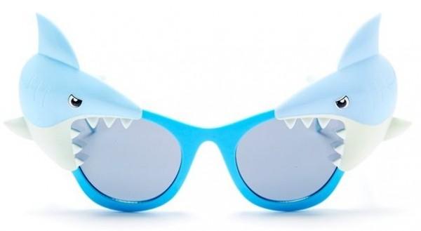 1 Haifisch Partybrille