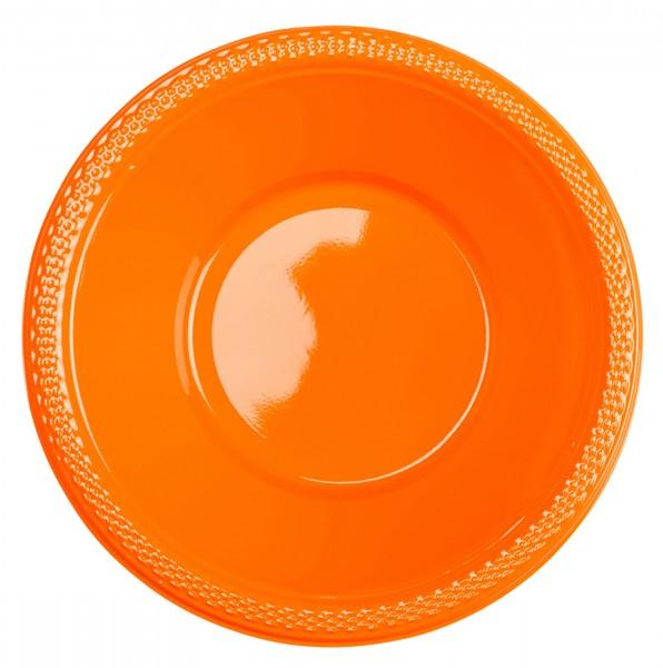 20 bowls of Olli Orange 355ml