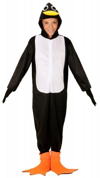 Tuta per bambini pinguino Perla