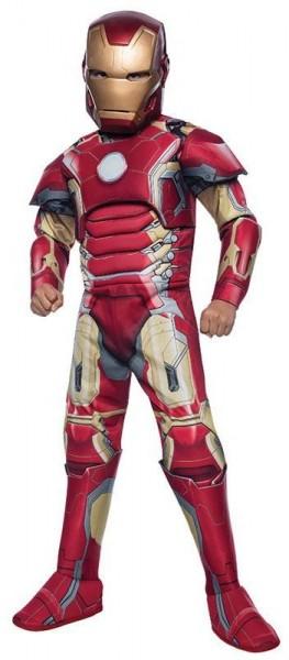 Kleines Iron Man Deluxe Kinderkostüm