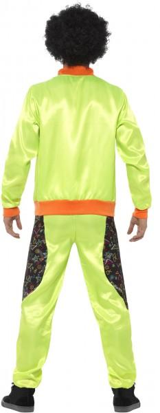 Atzen Jogginganzug Neongelb für Herren