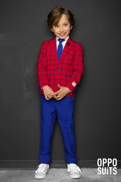 OppoSuits party suit Spider-Man