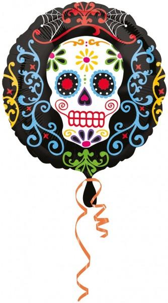 Dia de los Muertos Folienballon 45cm