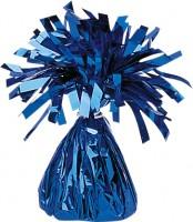 Fransenkegel Ballongewicht in Blau