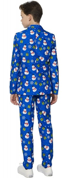 Suitmeister Lucky Snowman Costume Ado