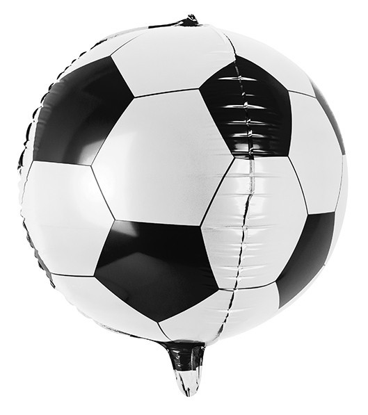 Fußball Folienballon Kick it 40cm