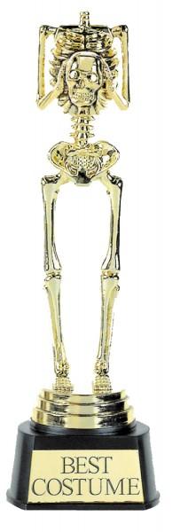 Trophäe für das beste Kostüm 24cm