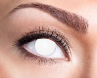 Reinweiße 3-Monats Kontaktlinsen