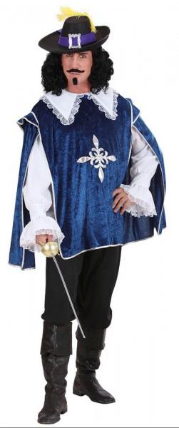 Musketier Artemis Kostüm für Herren