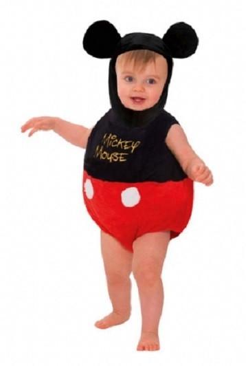 Kleines Baby Mickey Mouse Kostüm
