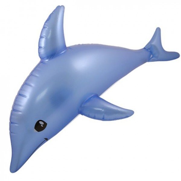 Aufblasbarer Delfin Flipsy 53cm