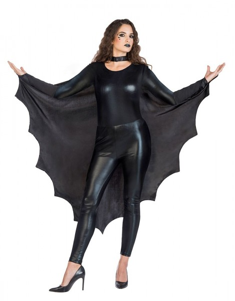 Vampire Bat Cape for Women