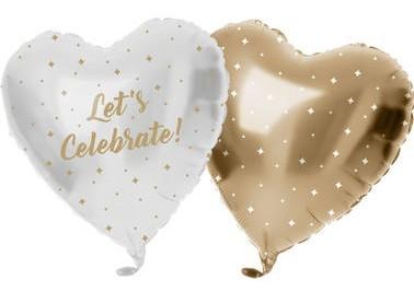 Lets Celebrate Heliumflasche mit Ballons 6