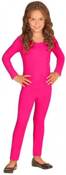 Body rosa para niños