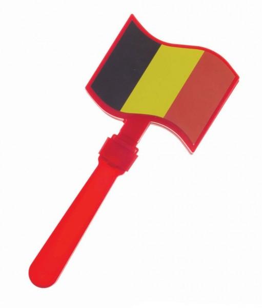 Grzechotka Belgia