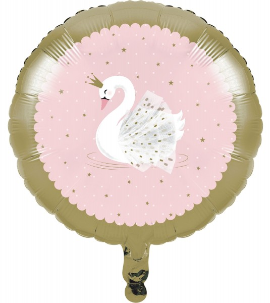 Royal Swan Folienballon 46cm