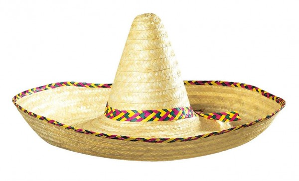 Sombrero gigante 65cm