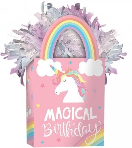Magical Unicorn Birthday Ballongewicht