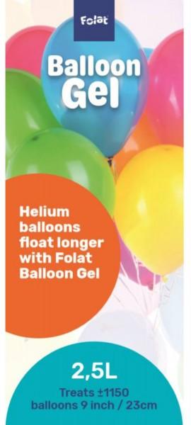 Gel ballon 2.5L