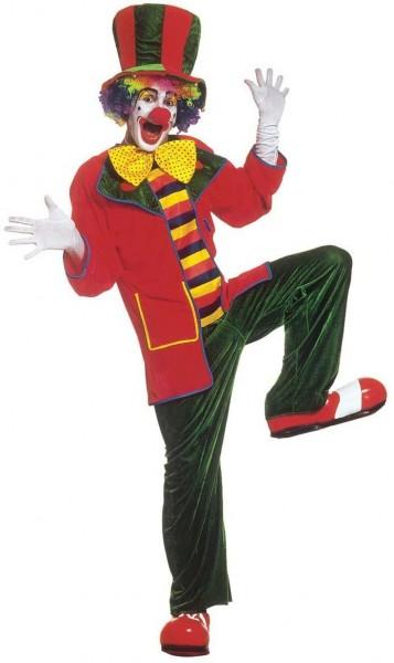 Spaßiges Clowns Kostüm