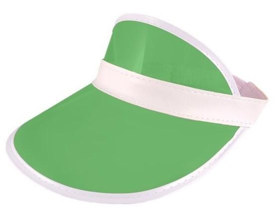 Pare-soleil golfeur vert James
