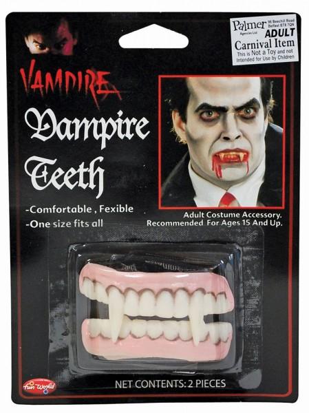 Vladimir Vampir Gebiss