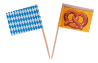 50 Oktoberfest Brezel Party Picker