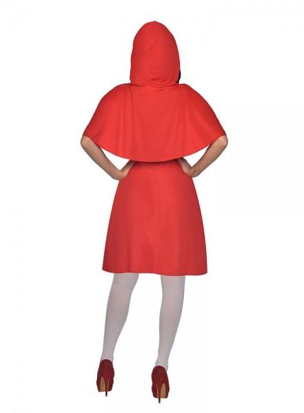 Elegantes Rotkäppchen Kleid