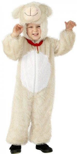 Plüsch Lamm Schaf Kostüm Für Kinder